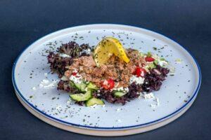 Tonhal saláta / Thunfish salat